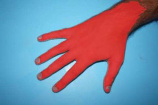 hand-skin-detection